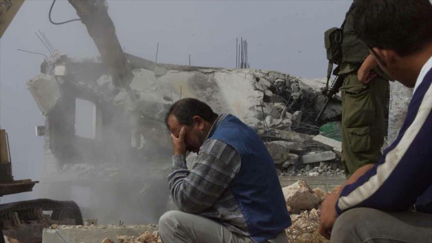 ONU: Israel destruye o confisca 617 edificaciones palestinas en 2019
