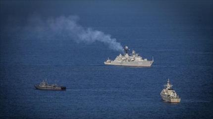 Vídeo: ¿Por qué importa la maniobra militar Irán-Rusia-China?