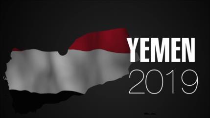 Yemen, bajo las bombas de la coalición saudí en 2019