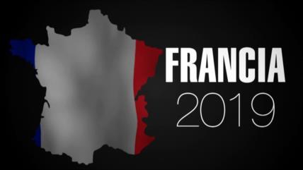 2019 fue un año de movimientos sociales y protestas en Francia