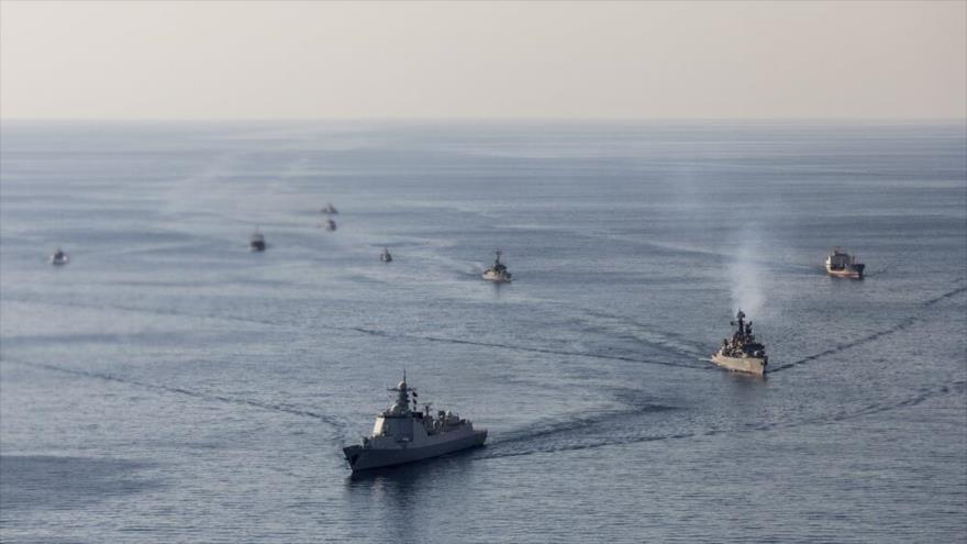 Comandante de la Armada iraní: Se acabó era de correrías de EEUU   HISPANTV