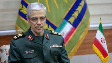 Irán dará contundente respuesta a aventurismo de los enemigos