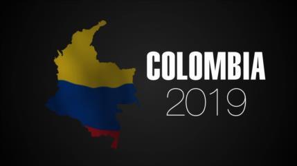 Las noticias mas relevantes del 2019 en Colombia