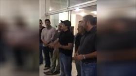 """Morales presenta un vídeo como """"prueba irrefutable"""" de golpe"""