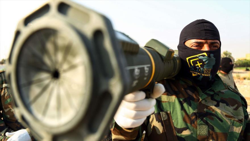 "Fuerzas populares de Irak prometen ""respuesta dura"" a EEUU | HISPANTV"