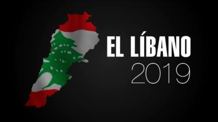 Resistencia y crisis política, palabras claves de 2019 en El Líbano