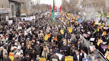 Irán conmemora este lunes la 'Epopeya del 9 de dey'