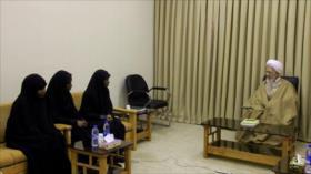 Hija de Al-Zakzaky: El estado físico de mi padre es muy malo