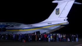 Ucrania y independentistas prorrusos intercambian prisioneros