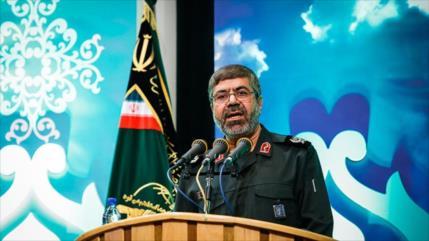 Ejercicios navales iraníes envían 'firme mensaje' a EEUU