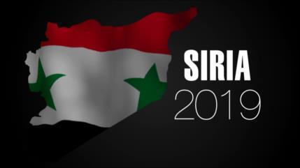 Los acontecimientos más relevantes de Siria en el año 2019