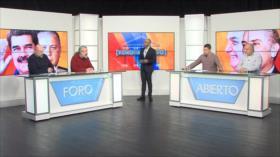 Foro Abierto: Venezuela; denuncian respaldo del Gobierno colombiano a la desestabilización