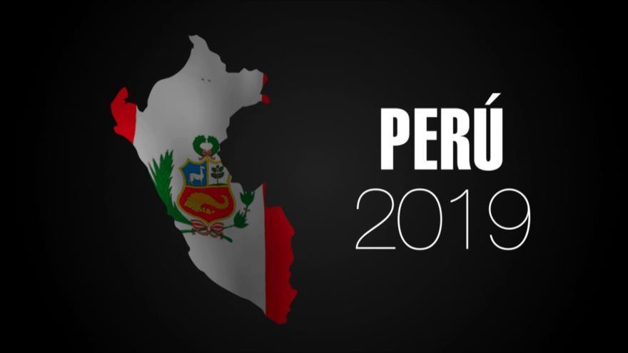 Lucha anticorrupción y crisis Congreso-Gobierno marcan 2019 en Perú