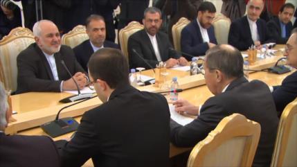 Irán y Rusia persiguen la seguridad en la región y en el mundo