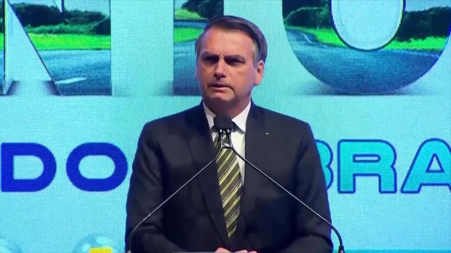 Cámara al Hombro: Bolsonaro, un villano ambiental