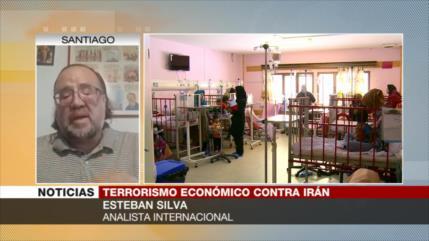 Esteban Silva: Sanciones de EEUU buscan asfixiar la economía iraní