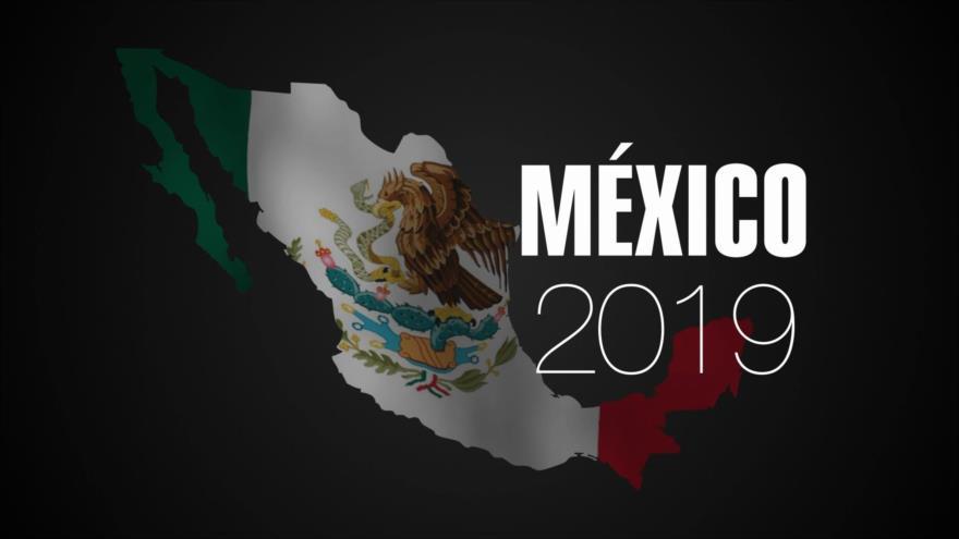 Encuestas mantienen arriba a AMLO en México en 2019