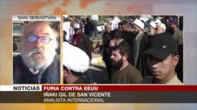 Iñaki Gil: EEUU busca compensar su derrota con ataques en Irak