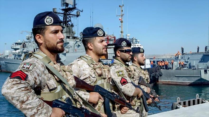 'Maniobras con Rusia y China muestran poderío iraní en los mares' | HISPANTV