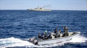 Irán engañó a EEUU y frustró sabotaje a maniobra con Rusia y China