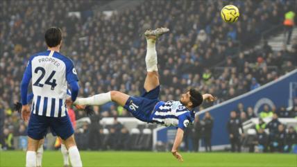 Supergol de un iraní al Chelsea ¿sería el mejor gol de 2020?