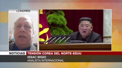Bigio: Nueva arma de Pyongyang busca obligar a EEUU a negociar