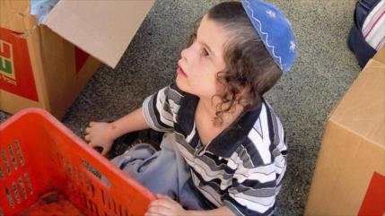 Informe: 841 000 niños israelíes viven en la pobreza