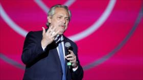 Fernández ataca al FMI y le culpa de la pobreza en Argentina