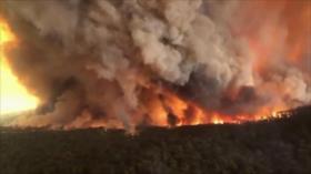 Se eleva a 15 cifra de muertos por incendios en Australia