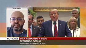 Cocho: EEUU busca ocultar crisis internas con acusaciones a Irán