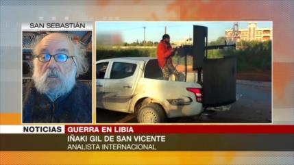 Iñaki Gil: Turquía mantiene intenciones territoriales en Libia