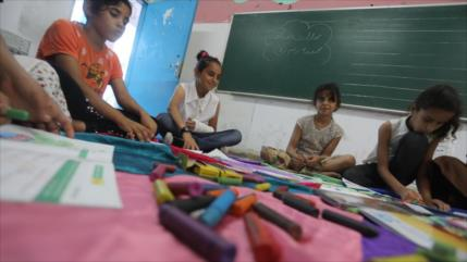 Israel cierra escuelas palestinas dirigidas por ONU en Al-Quds