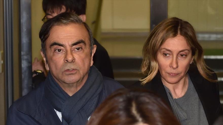 Libaneses piden enjuiciar al exjefe de Nissan por viaje a Israel
