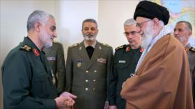 Irán confirma asesinato del general Soleimani por EEUU en Irak