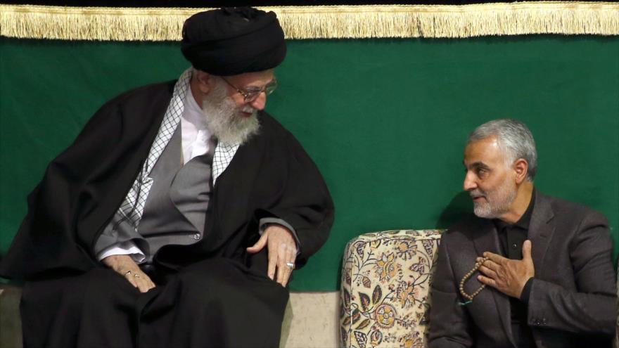 Líder de Irán condena asesinato del general Soleimani por EEUU | HISPANTV