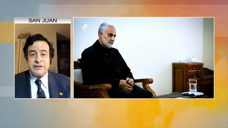 Szasdi: Irán tiene varias opciones militares para responder a EEUU | HISPANTV
