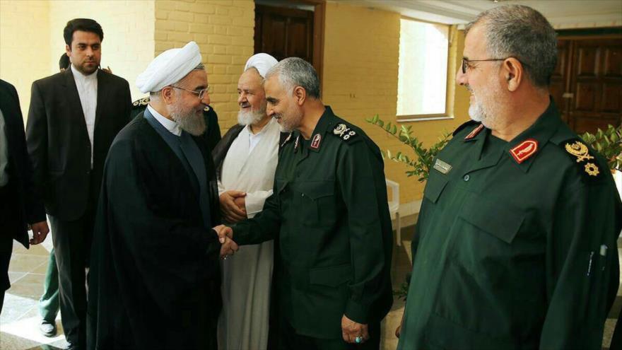 Rohani: Martirio de Soleimani aumenta resistencia de Irán ante EEUU | HISPANTV