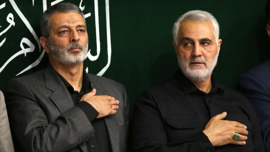 Ejército: Asesinato del general Soleimani no quedará sin respuesta   HISPANTV
