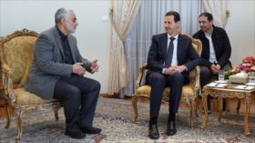 "Siria condena ""criminal"" asesinato del general Soleimani por EEUU"