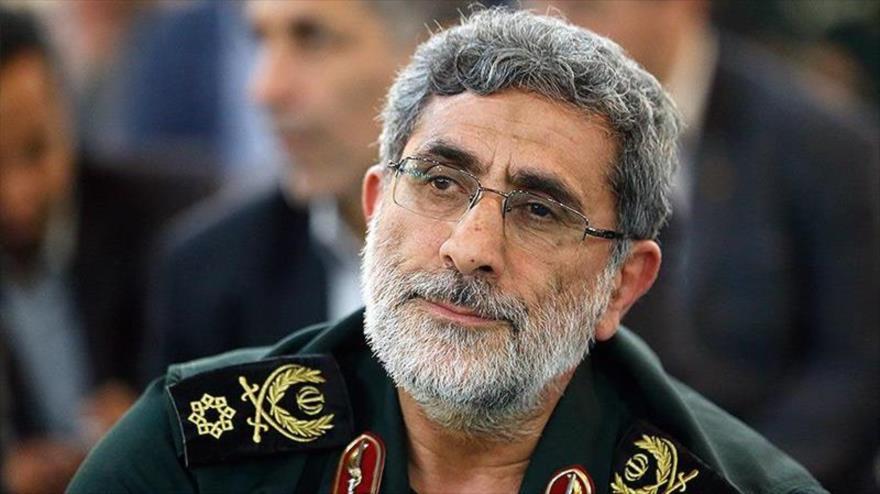 Irán asegura el fin de la presencia militar de EEUU en la región