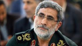 Líder designa a Qaani como nuevo comandante de Fuerzas de Quds