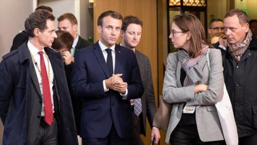Francia: Asesinato de Soleimani por EEUU era justo lo que temíamos   HISPANTV