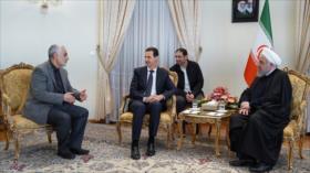 "Al-Asad: Siria nunca olvidará al general ""estelar"" Qasem Soleimani"