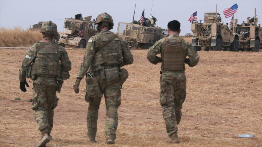 EEUU envía 3500 militares más a Oriente Medio   HISPANTV