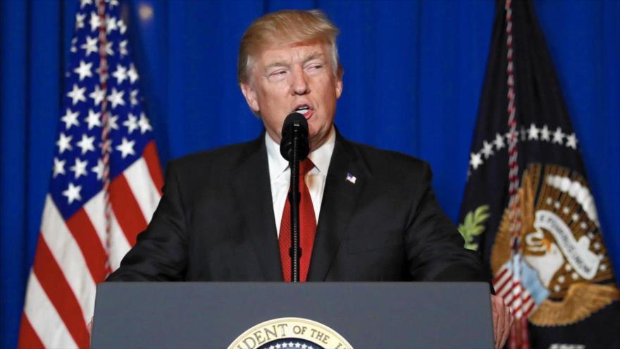 Atemorizado por una venganza, Trump dice no querer guerra con Irán | HISPANTV