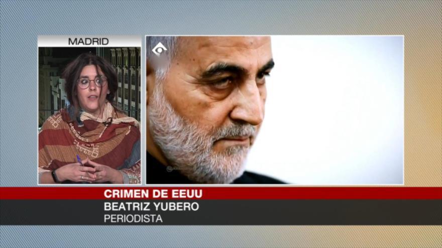 """""""Asesinato de Soleimani causa preocupante escalada de tensión""""   HISPANTV"""