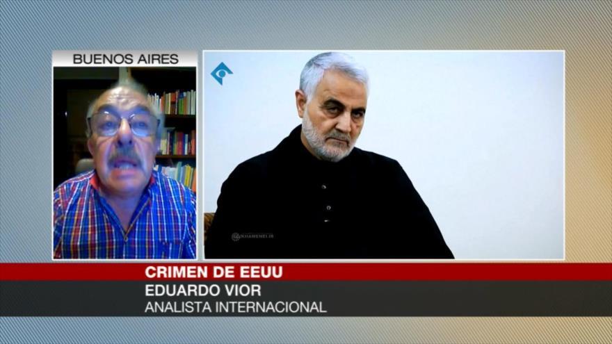 Vior: Labor de Soleimani fue fundamental para derrotar terrorismo