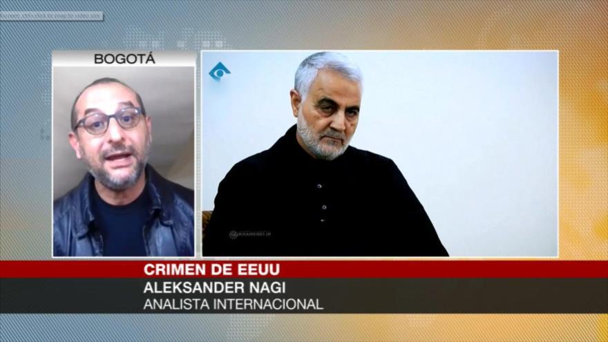 'Al asesinar a Soleimani, EEUU acabó con posibilidades de diálogo'