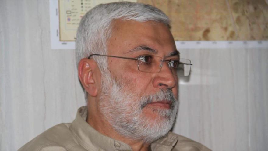 ¿Quién era el número dos de Al-Hashad Al-Shabi asesinado por EEUU? | HISPANTV