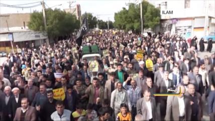 Iraníes condenan el asesinato de Soleimani y lloran su muerte